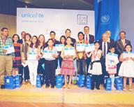 ISA Y UNICEF
