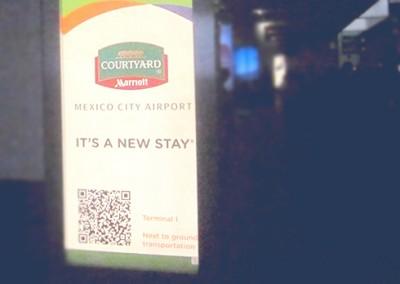 La norteamericana Marriot posiciona su marca entre los viajeros del AICM