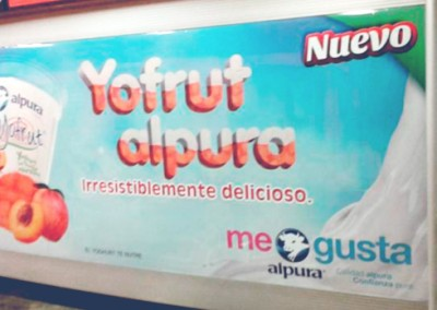 Alpura ofrece opciones light en el Metro DF