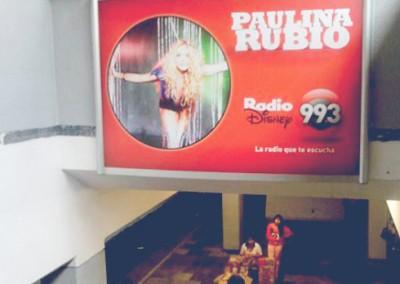 Radio Disney la radio que te escucha, llegó y lo anuncia también en el metro