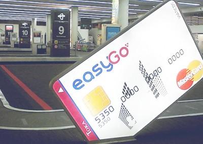 Se promueven los beneficios de Easy Vale, entre la afluencia corporativa del Aeropuerto