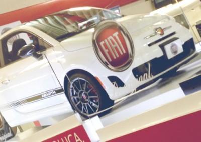 La italiana FIAT posiciona en el Aeropuerto Internacional de Toluca el modelo armado en dicha ciudad