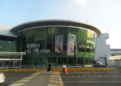 Vitral  de Samsung GDL