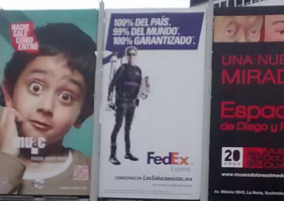 Fedex, anuncia su servicio garantizado a los usuarios del AICM