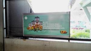 """""""Cosecha Pura"""" da los buenos días en el Metro DF"""