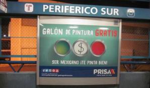Pinturas Prisa tiene Los Colores Mexicanos en SITEUR