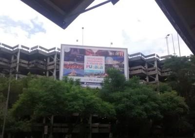 Turismo del Estado de Puebla y de San Luis Potosí buscan atraer visitantes en el AICM