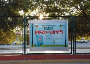 Editorial Planeta promoviendo la lectura en el metro