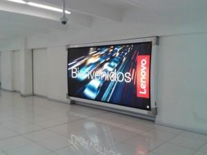 Lenovo con la última tecnología para los viajeros de negocios presente en el AICM