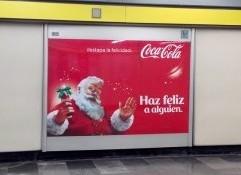 Comparte la magia comparte Coca Cola