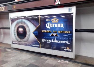 El Metro DF se prepara para rockear con el Corona Capital