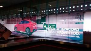 BMW muestra el placer de conducir en el AICM