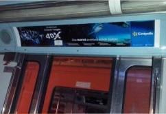 Cinépolis se proyecta con nuevas sucursales y lo comunica en el Metro DF