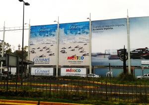 La isla de Cozumel. Un paraíso en el AICM