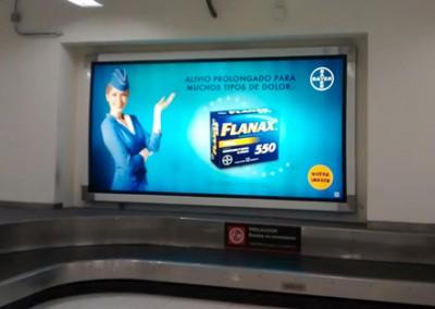 Flanax, alivio prolongado contra el dolor al momento de viajar en avión