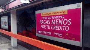 Los beneficios únicos de COMPARTAMOS BANCO llegan al Metro DF