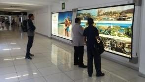 Barceló, invita a los viajeros del AICM a disfrutar de sus hoteles