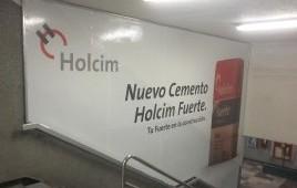 """Holcim demuestra por qué es """"Tu fuerte en la construcción"""""""