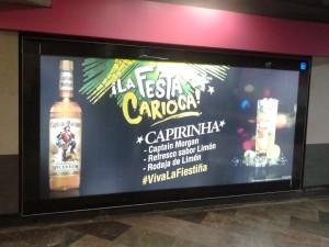 Captain Morgan y Johnnie Walker contagian la fiesta Carioca en los medios de ISA Corporativo