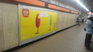 Holanda refresca el verano en el metro DF