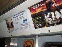 Banco Azteca promueve planes de ahorro en el Metro DF