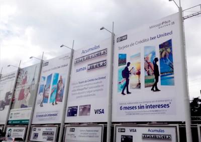 IXE comunica a los viajeros del AICM sus beneficios