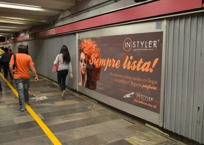 Innova Styler quiere que las mamás del metro sean bellas