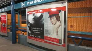 """Editorial Planeta lanza """"Milenia"""" en los Metros del DF, Gdl y Mty"""