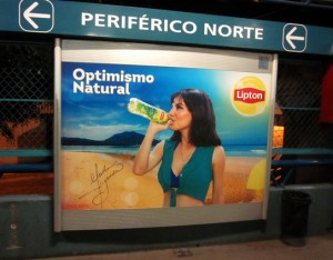 El optimismo de Tea Lipton se esparce en SITEUR
