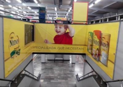 Nido ofrece una amplia variedad de leches especializadas en el Metro DF
