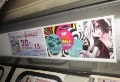 Los Súper héroes se suben al Metro Guadalajara…