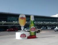 Stella Artois reafirma su presencia en el Aeropuerto de Guadalajara