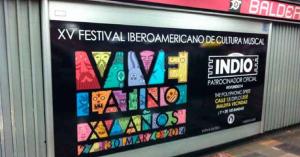 Cerveza Indio y el Festival Vive Latino, rockean en el Metro DF.