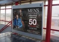 Men´s Factory lanza la colección de la temporada otoño-invierno entre usuarios de los Metros del país