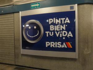 Pinturas Prisa pinta bien la vida de los usuarios de SITEUR