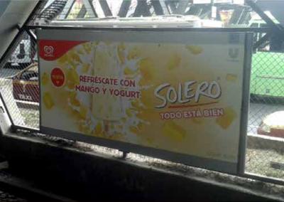 Paleta Solero: Deliciosa frescura en el Metro DF