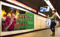 Tostitos: Un antojo que satisface en el Metro DF