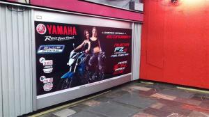 Motos Yamaha arranca en el Metro DF