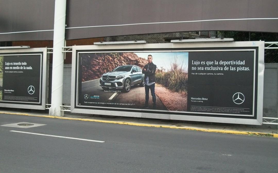 Mercedes Benz. Redefine el lujo en el AICM