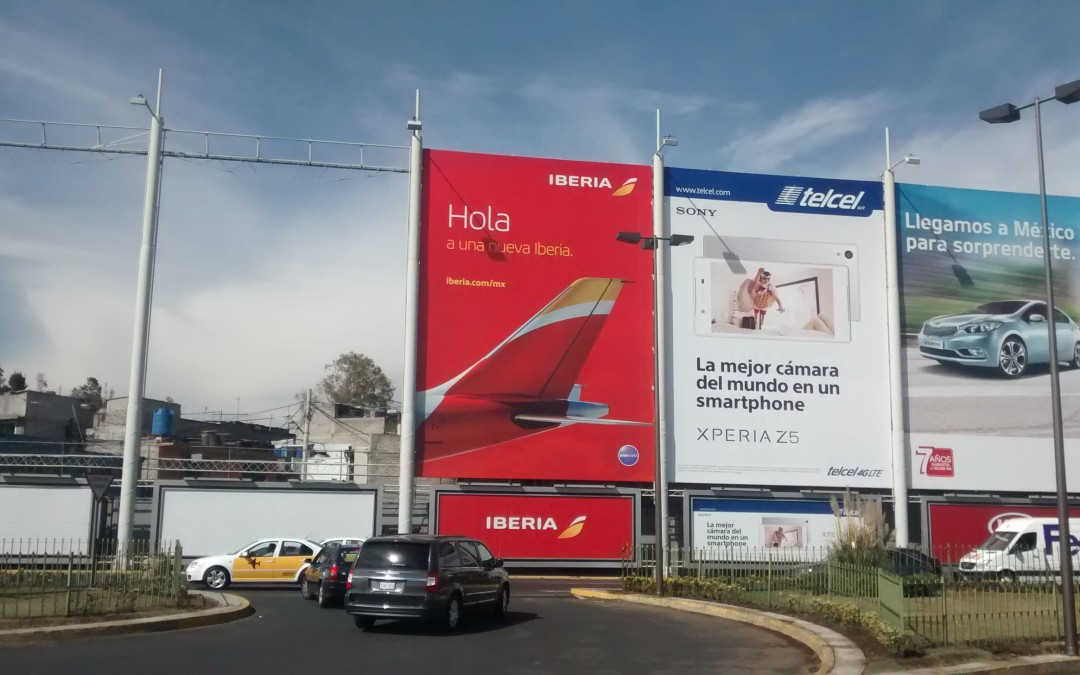 Hola dice Iberia en el AICM