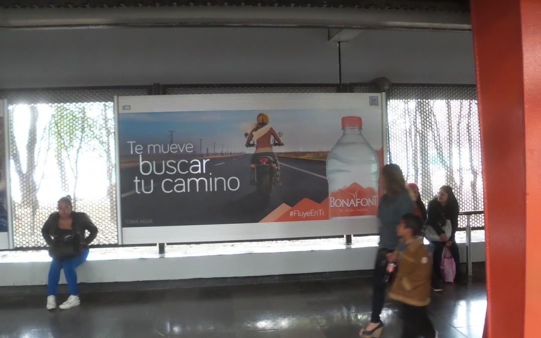 Fluyen los buenos hábitos en el Metro de la CDMX