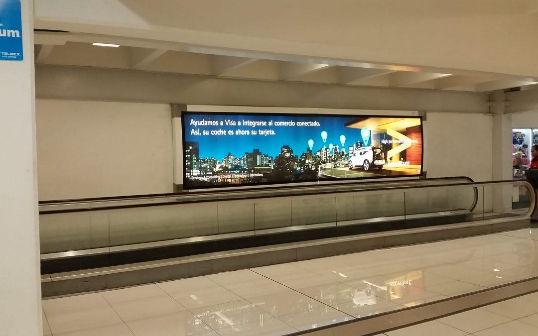 VISA y Accenture. Una asociación hacia el futuro de las compras en el AICM
