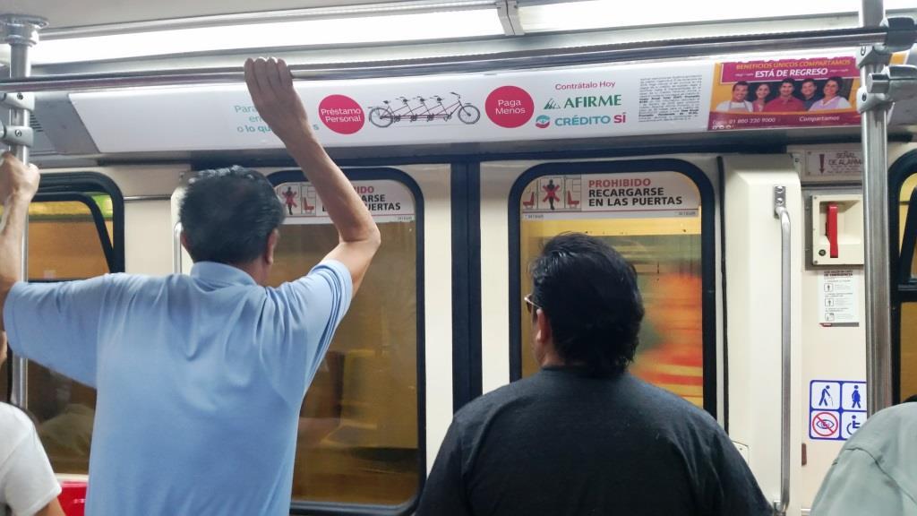 Afirme ofrece préstamos fáciles en el Metro CDMX