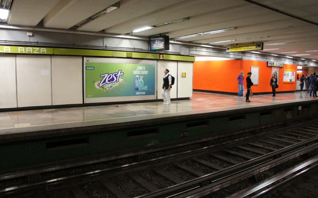 Zest invita a sentirte fresco en el Metro CDMX