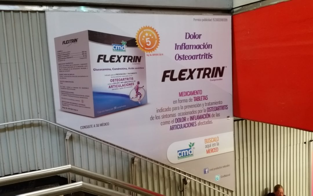 Flextrin es un alivio para los usuarios del Metro CDMX