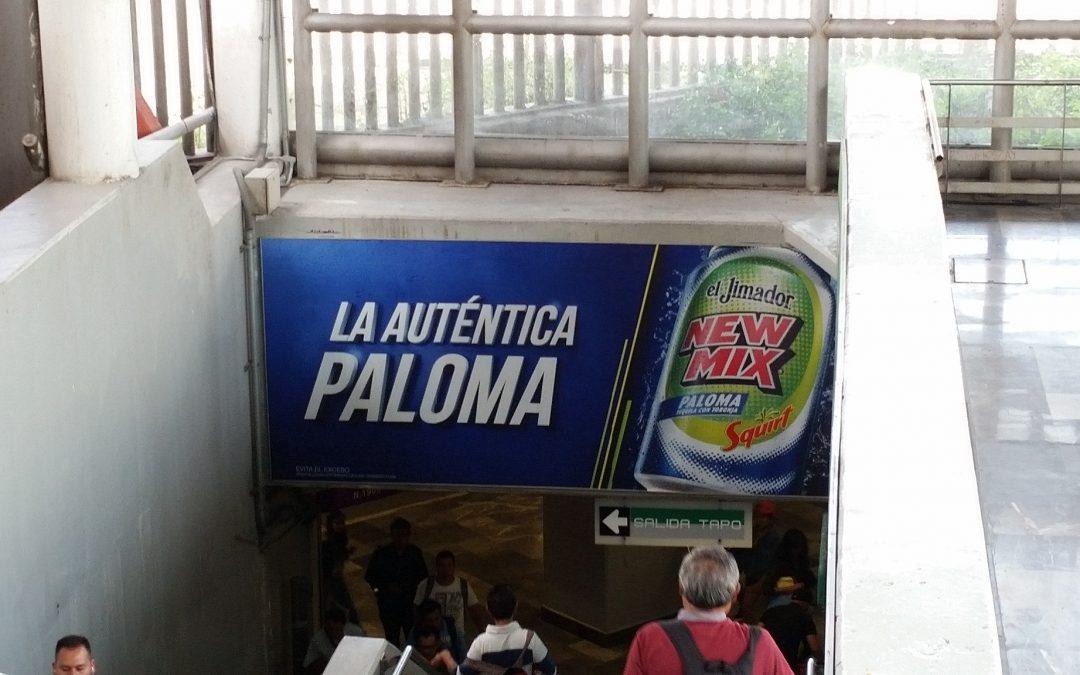 New Mix Metro CDMX y Central de autobuses Poniente Antepechos y cristales