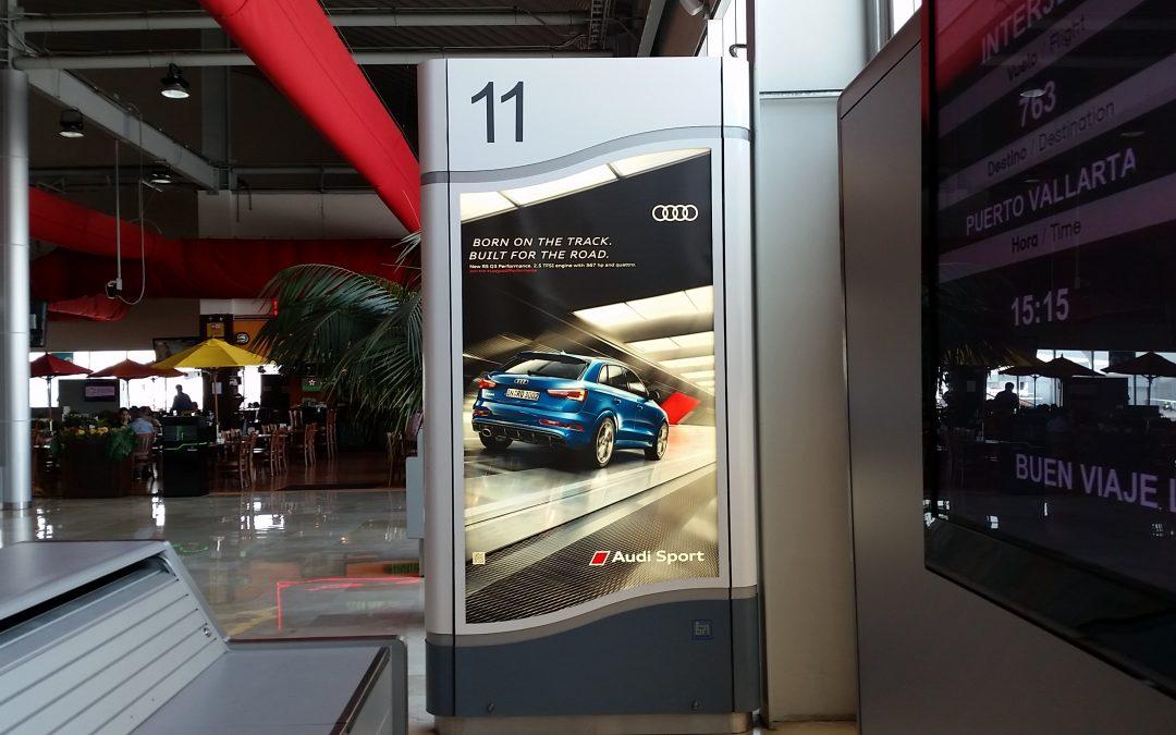 Audi sport impacta en el AIT