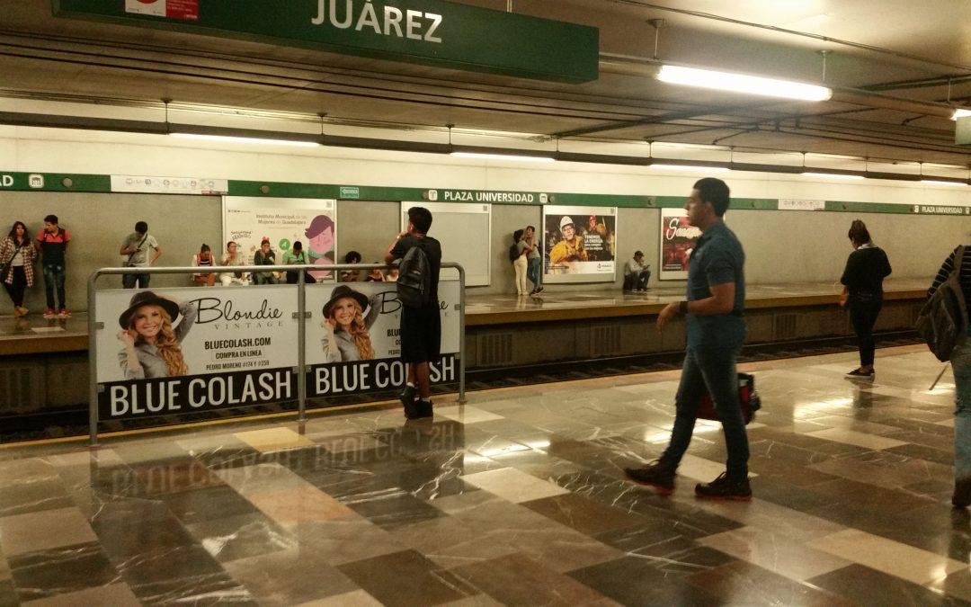 Blue Colash realiza promoción en SITEUR