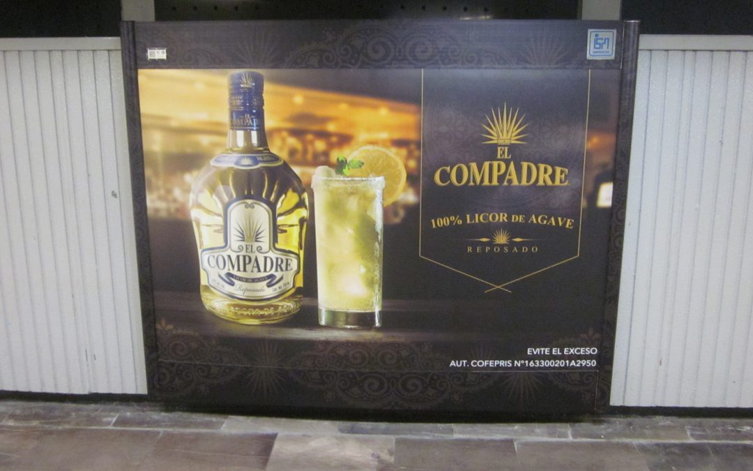 Tequila El Compadre