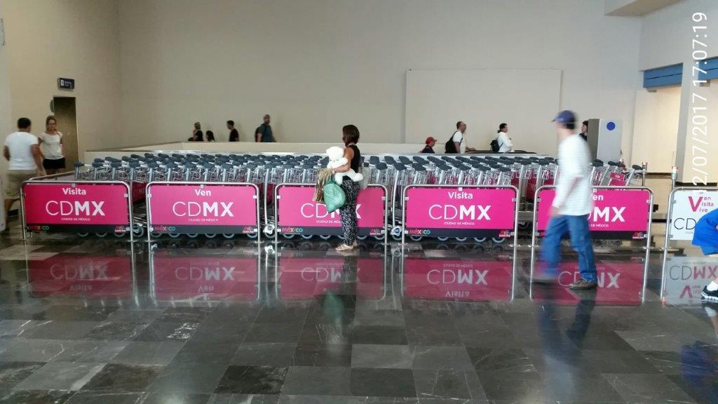 Los Carritos que te invitan a la CDMX presentes en Monterrey